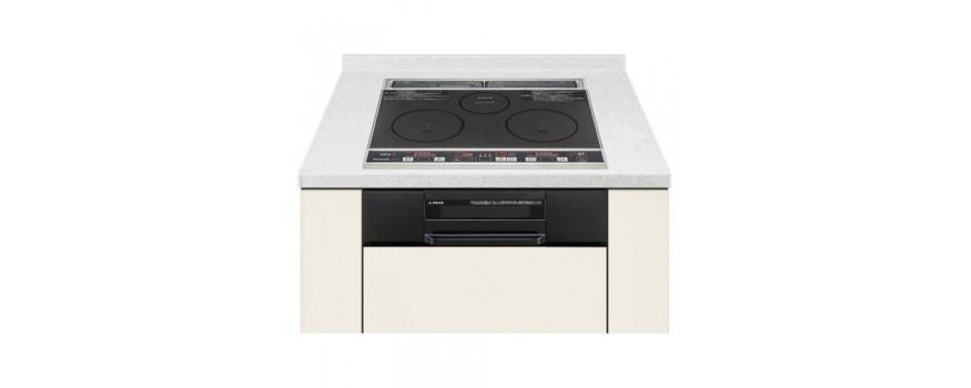 Bếp từ Panasonic KZ-G32AK có bếp hồng ngoại và lò nướng