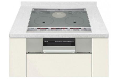 Bếp từ Panasonic KZ-G32AST hai bếp từ một bếp hồng ngoại và lò nướng