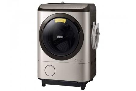 Máy giặt Hitachi BD-NX120FR giặt 12KG sấy 7KG tự động cho nước giặt