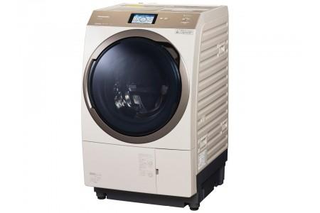 Máy giặt Panasonic NA-VX900AL-N (Màu vàng cát) giặt 11Kg, sấy 6Kg