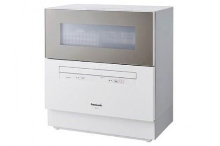 Máy rửa bát Panasonic NP-TH3-N (màu nâu) có Econavi