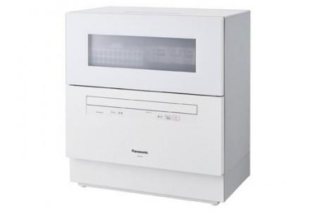 Máy rửa bát Panasonic NP-TH3-W (màu trắng) có Econavi