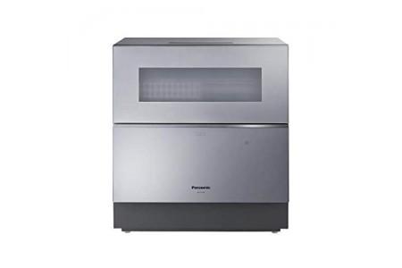 Máy rửa bát Panasonic NP-TZ100-S (màu bạc) công nghệ Nanoe và Econavi