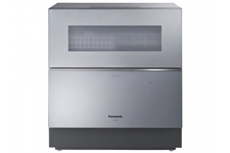 Máy rửa bát Panasonic NP-TZ200-S (màu bạc) công nghệ NanoeX và Econavi