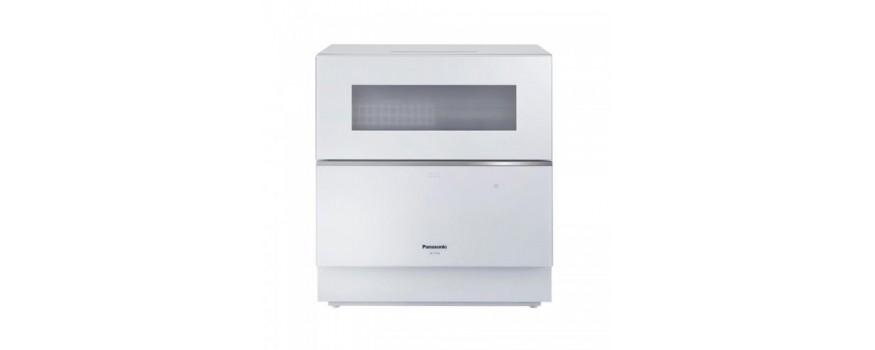 Máy rửa bát Panasonic NP-TZ100 công nghệ NanoeX và Econavi