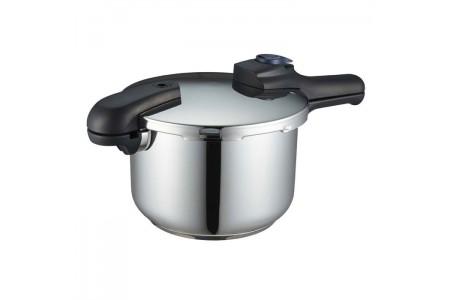 Nồi áp suất Pressure Cooker 5.5L phù hợp với bếp điện từ (IH)