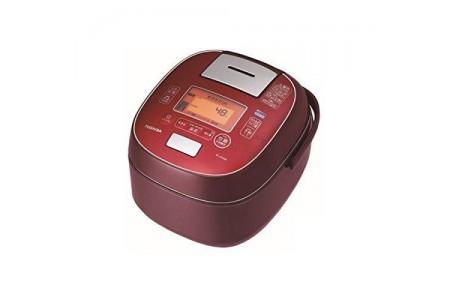 Nồi cơm điện Toshiba RC-10VSM-RS (màu đỏ) chức năng cao tần IH và hút chân không