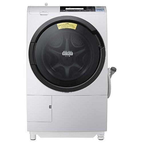 Máy giặt Hitachi BD-S8800 với giặt 11KG và có sấy lồng nghiêng
