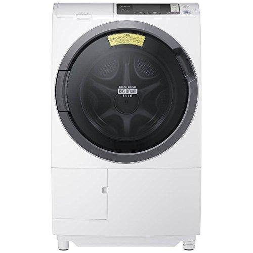 Máy giặt Hitachi BD-SG100AL-W lồng nghiêng có sấy