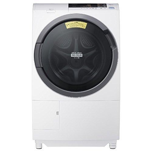 Máy giặt lồng nghiêng có sấy HITAHCHI BD-S3800 giặt 10 KG sấy 6KG