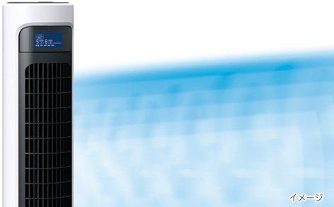 Quạt tháp Hitachi HSF-DS500A với động cơ DC biến tần