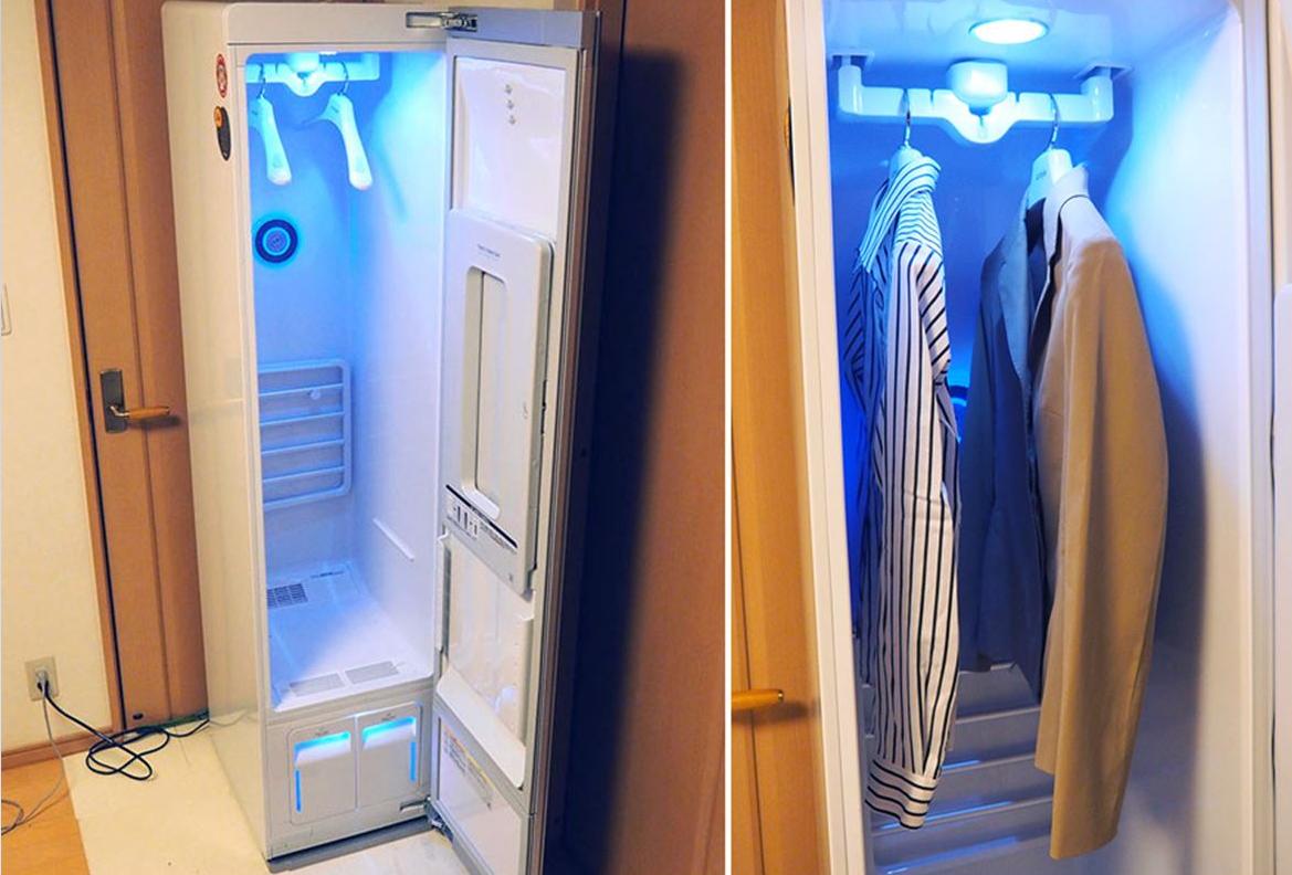 Máy giặt hấp sấy thông minh LG Style S3RER